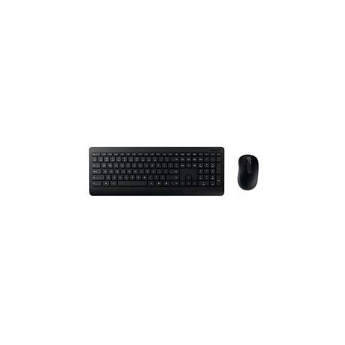 Microsoft Wireless Desktop 900 Tastatur-Maus-Set kabellos