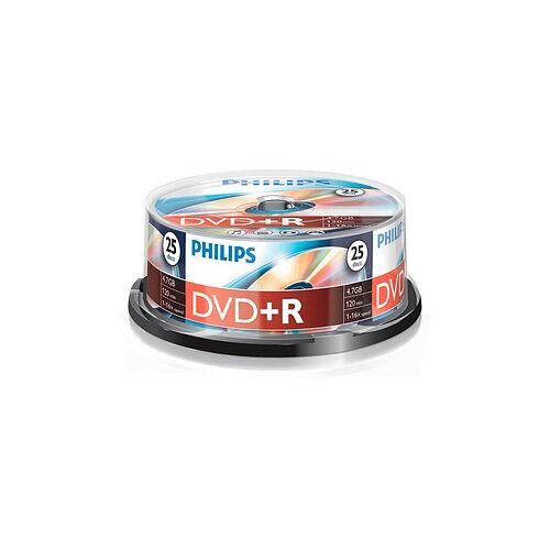 Philips 25 PHILIPS DVD+R