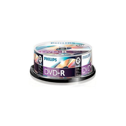 Philips 25 PHILIPS DVD-R