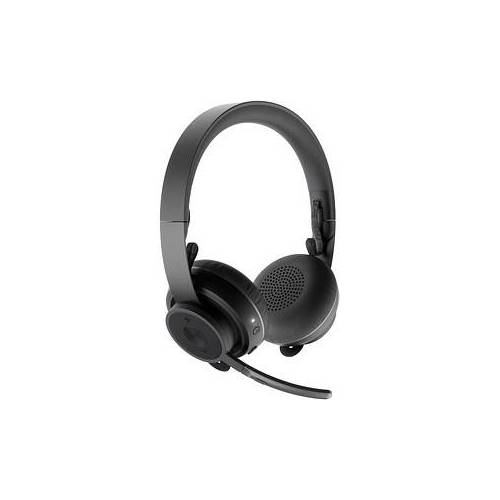 Logitech Zone Wireless Wireless-Headset schwarz