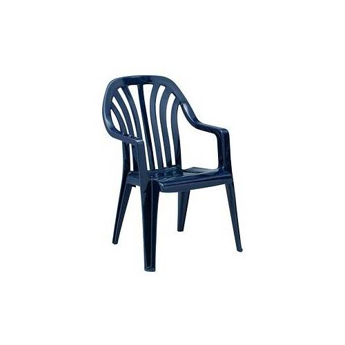 BEST Gartenstuhl Laredo blau