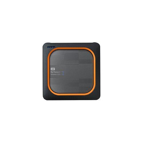Western Digital My Passport Wireless SSD 1 TB externe Festplatte