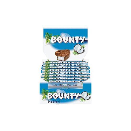 BOUNTY Schokoriegel 24 Riegel