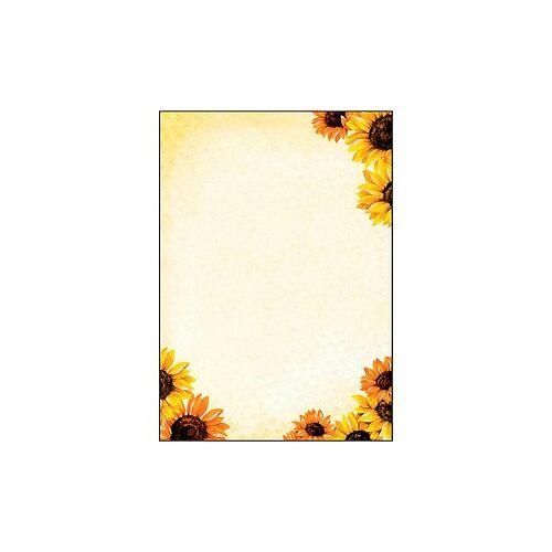 SIGEL Motivpapier Field of Sun A4 90 g/qm
