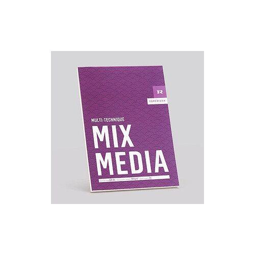 RÖMERTURM RÖMERTURM Zeichenblock MIX MEDIA A4