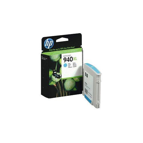 HP 940XL cyan Tintenpatrone