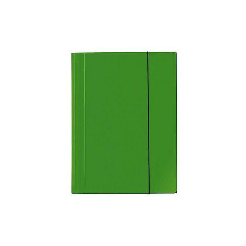 VELOFLEX Sammelmappen VELOCOLOR® DIN A4 grün