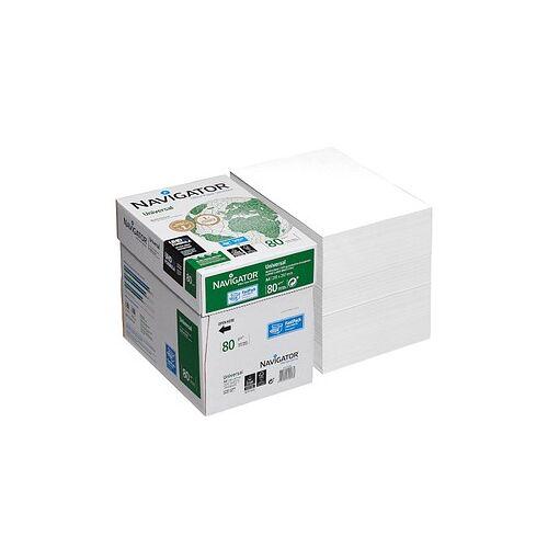 Navigator Maxi-Box NAVIGATOR Kopierpapier Universal A4 80 g/qm