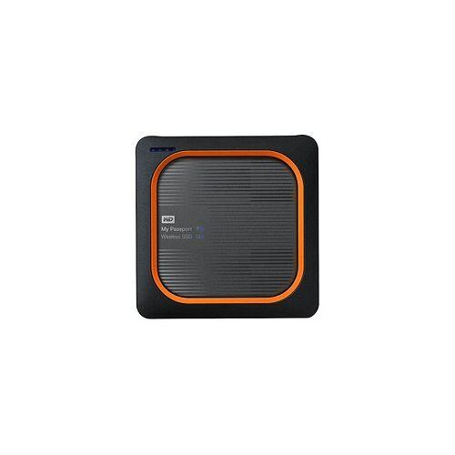 Western Digital My Passport Wireless SSD 2 TB externe Festplatte