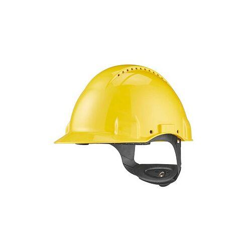 3M Schutzhelm G3000 gelb