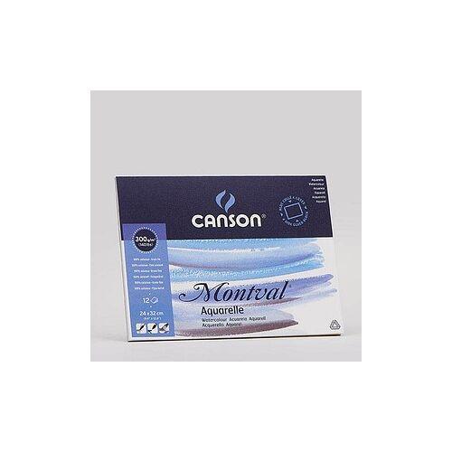 canson Aquarellblock Montval