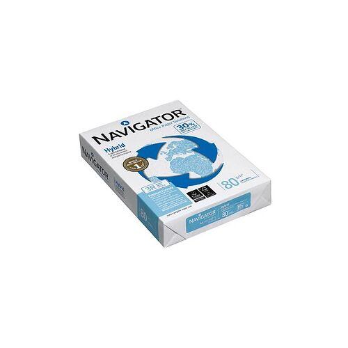 NAVIGATOR Kopierpapier Hybrid A4 80 g/qm