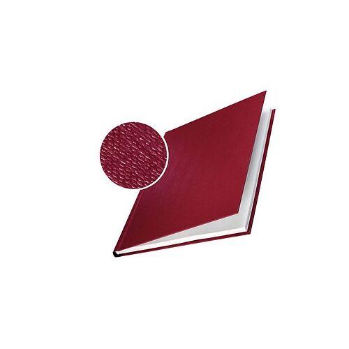 Leitz 10 LEITZ Buchbindemappen rot