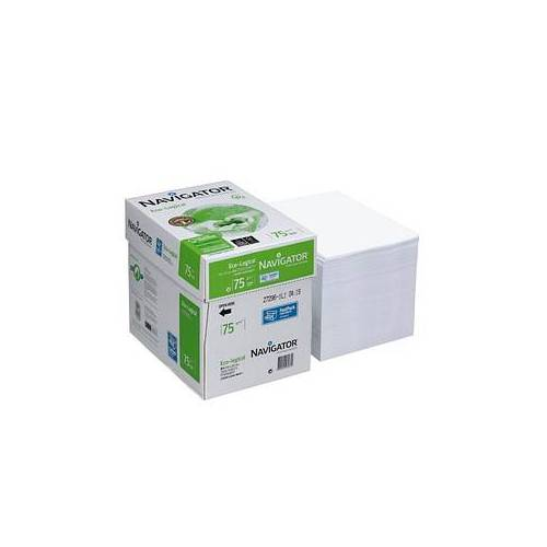 Navigator Maxi-Box NAVIGATOR Kopierpapier Eco-Logical A4 75 g/qm