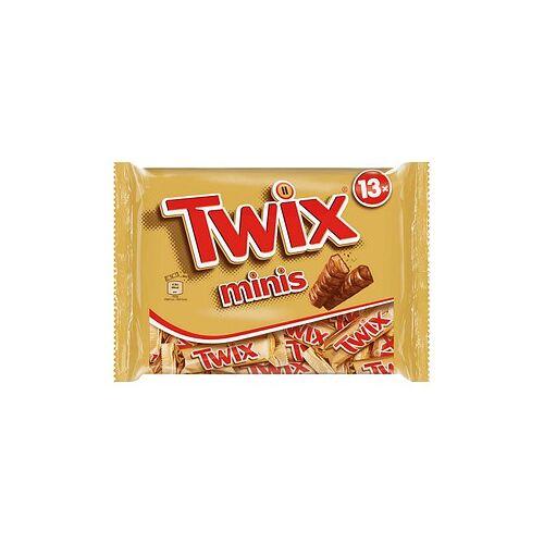 TWIX Minis Schokoriegel 13 St.