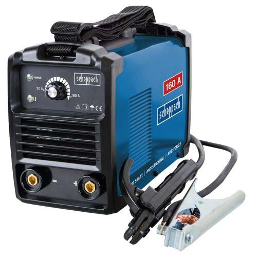Schweißgerät WSE1100 scheppach - 230V 50Hz