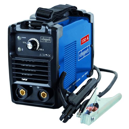 Schweißgerät WSE1000 scheppach - 230V 50Hz