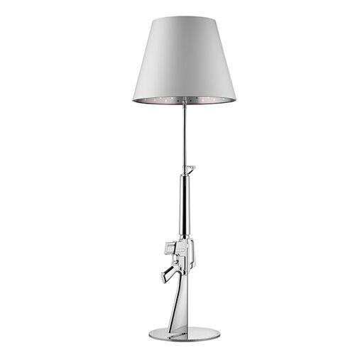 Flos Lounge Gun Stehlampe Chrom