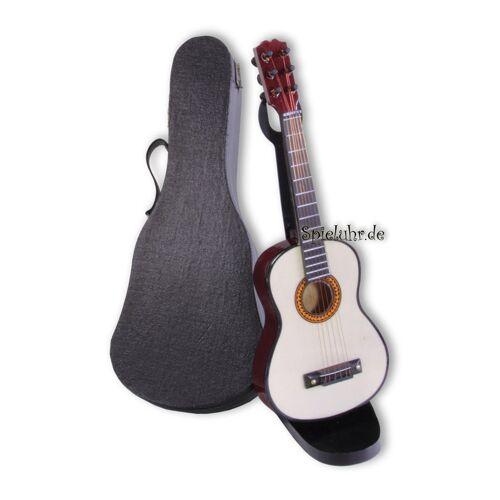 Spieluhrenwelt Gitarre mit Spieluhr