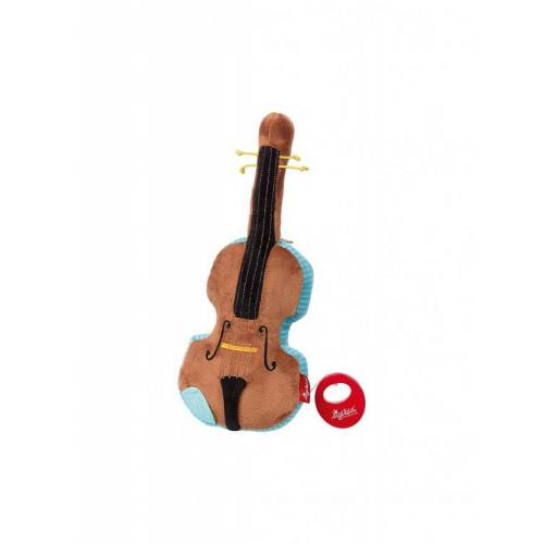 sigikid Baby Spieluhr Geige Sigikid mit Tasche