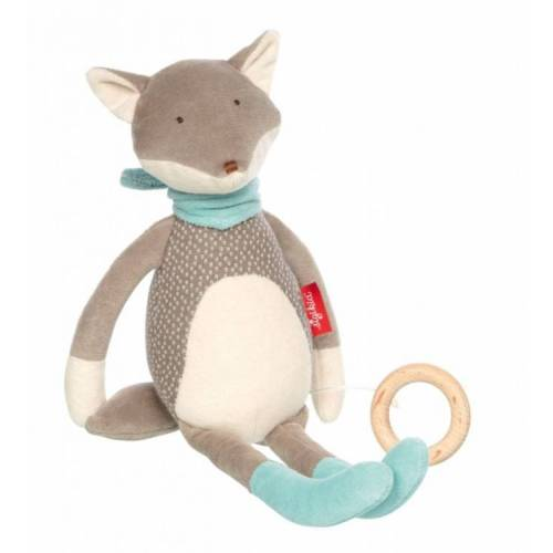sigikid Baby Spieluhr Wolf von Sigikid mit Tasche