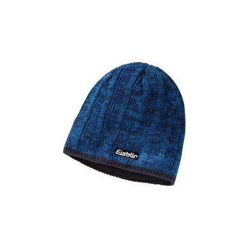 Eisbär Strickmütze blau