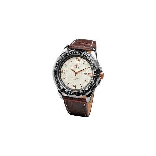 Pareor Luxuriöse Designer-Uhr rosè