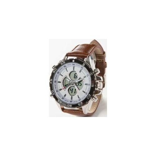 Pareor Chronograph braun