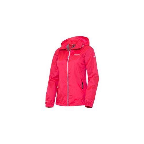 Regatta Damen Regenjacke pink