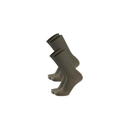 Bundesheer-Socken, 2er Pack olivgrün
