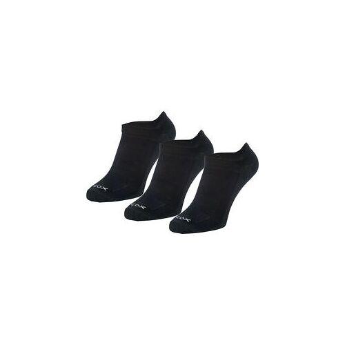 Geox 3er Pack Herren Sneaker-Socken Invisible GEOX schwarz