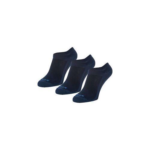 Geox 3er Pack Herren Sneaker-Socken Invisible GEOX dunkelblau
