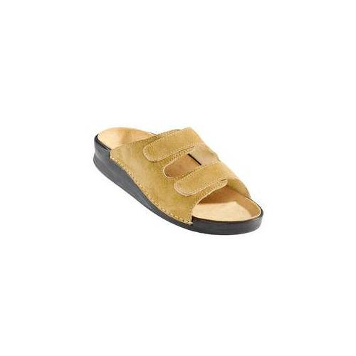 Bodymed Fußbett-Schuhe beige