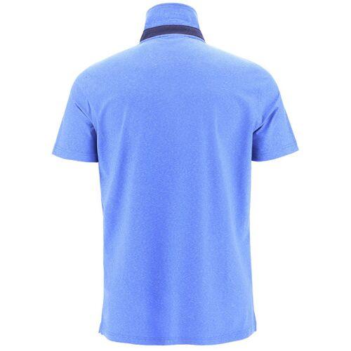 Chervo Alberoni Halbarm Polo blau