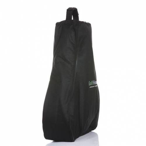 Golf House Fastfold Transport Bag schwarz