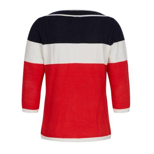 Sportalm Pullover Strick rot