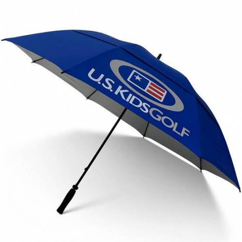US Kids Golf U.S. Regenschirm blau