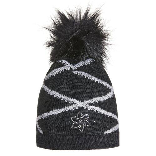 Granadilla Mütze schwarz