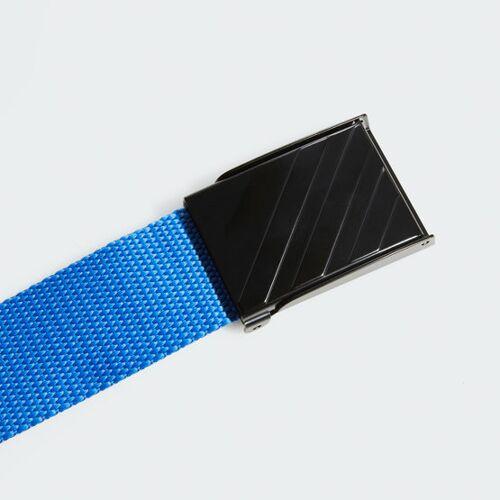 Adidas Webbing Gürtel royal
