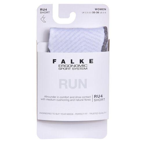 Falke RU4 short bulges Socklet weiß 35/36 weiß female
