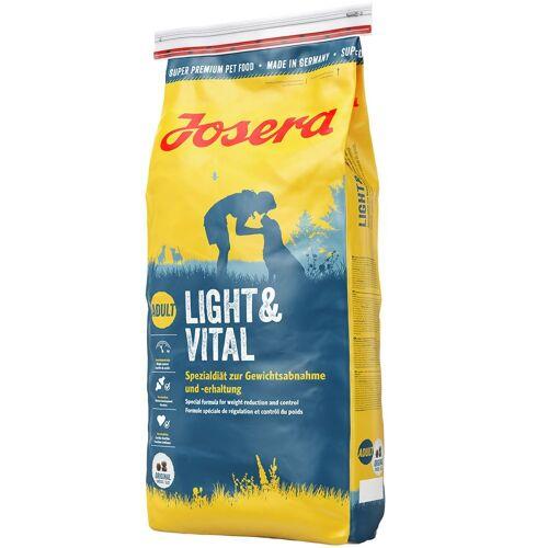 Josera 15kg Light & Vital Josera Hundefutter trocken