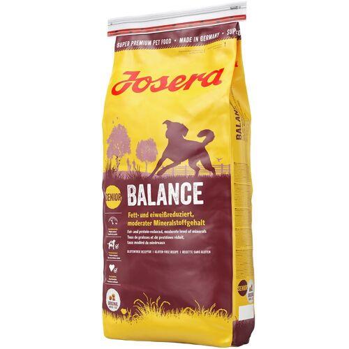 Josera 15kg Josera Balance Hundefutter trocken
