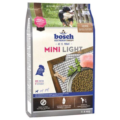 Bosch High Premium concept 2,5kg Mini Light bosch High Premium concept Hundefutter trocken
