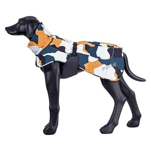 Rukka Pets Rukka® Stormy Hundemantel camouflage ca.38cm Rückenlänge (Größe 35) Hund