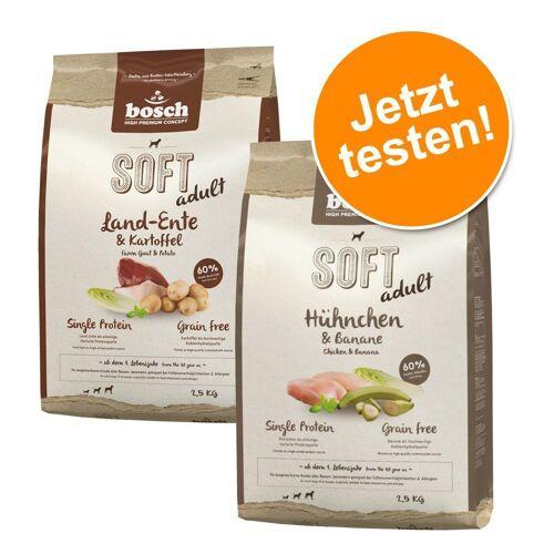 Bosch HPC Soft 2 x 12,5kg Soft bosch HPC Soft Hundefutter trocken