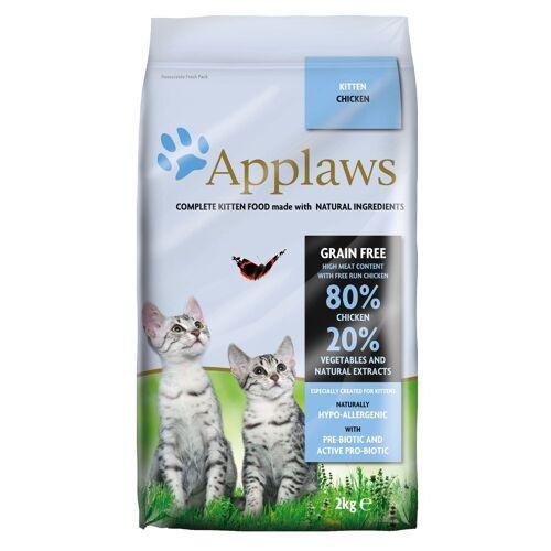 Applaws 2 x 7,5kg  Applaws Katzenfutter trocken