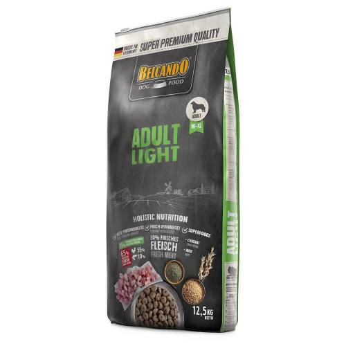 Belcando 12.5kg Adult Light BELCANDO Hundefutter trocken