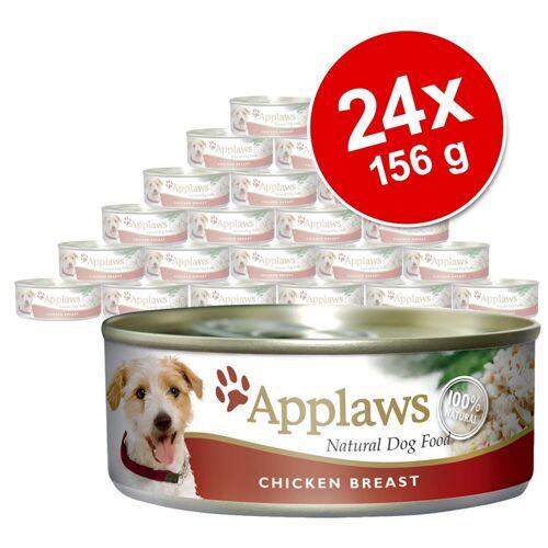 Applaws 6x156g mit Huhn in Brühe Applaws Hundefutter nass