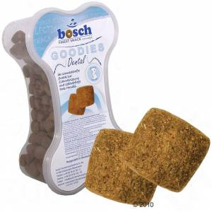 Bosch Finest Snack concept 3x450g Goodies Dental bosch Hundesnack