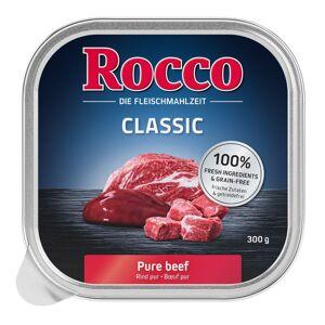 Rocco 9x300g Schale Lamm Rocco Hundefutter nass